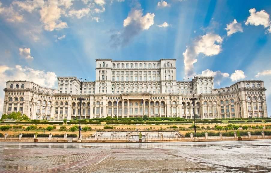 Team-building - Palatul Parlamentului