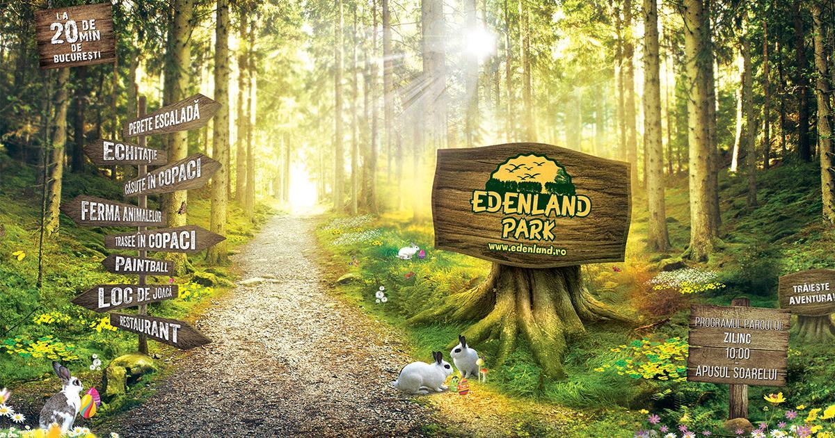 Team-building - Parc Edenland
